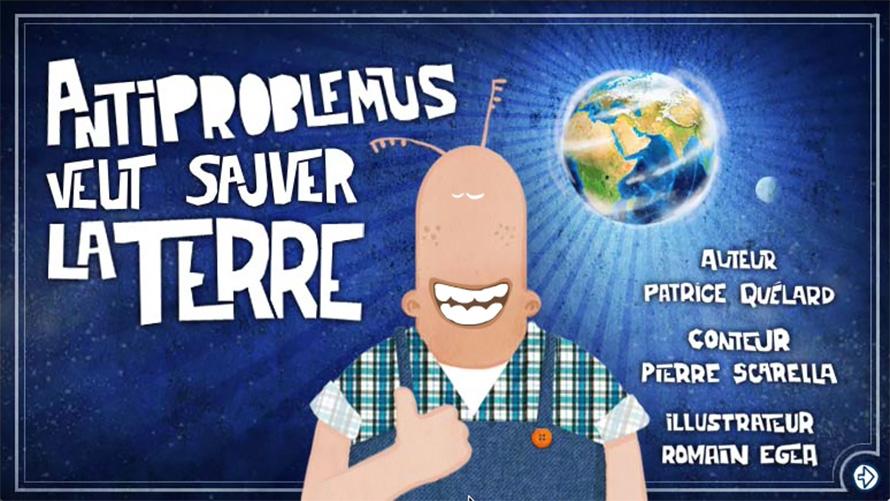 ANTIPROBLEMUS // LA SOURIS QUI RACONTE