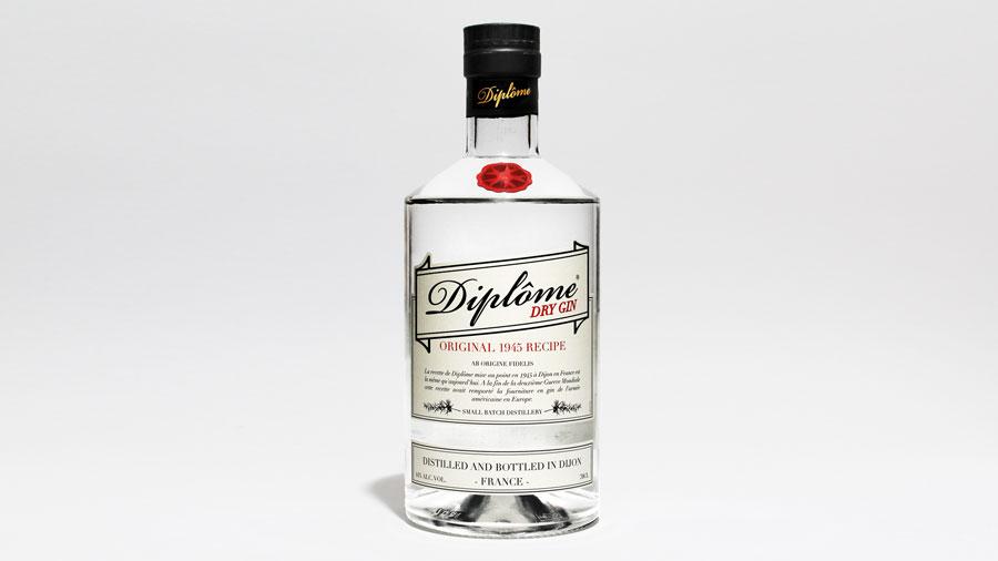 DIPLÔME // DRY GIN