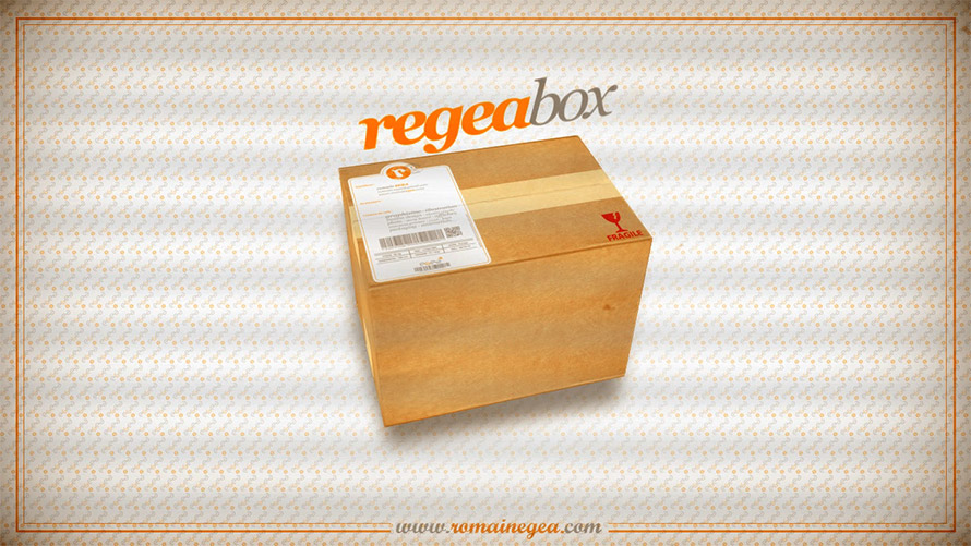 REGEABOX // SHOWREEL 2014