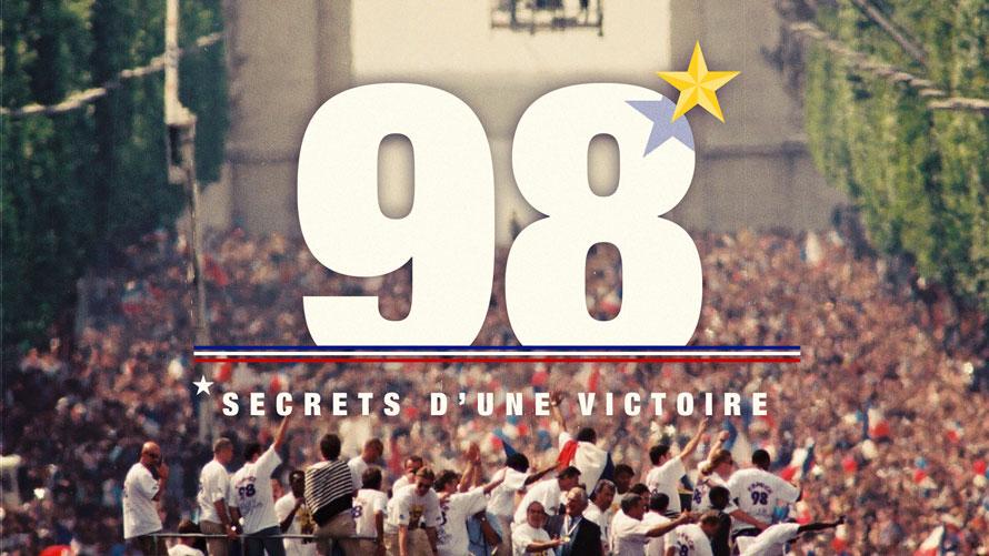 98, SECRETS D'UNE VICTOIRE // TF1
