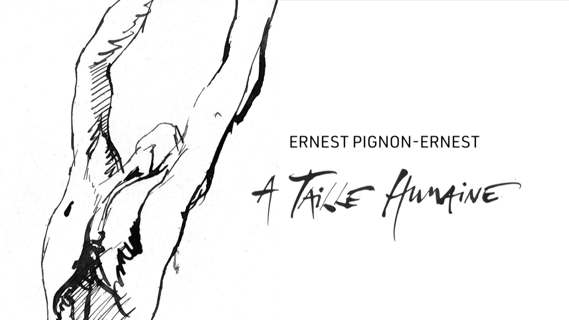 ERNEST PIGNON-ERNEST, À TAILLE HUMAINE // FRANCE 5