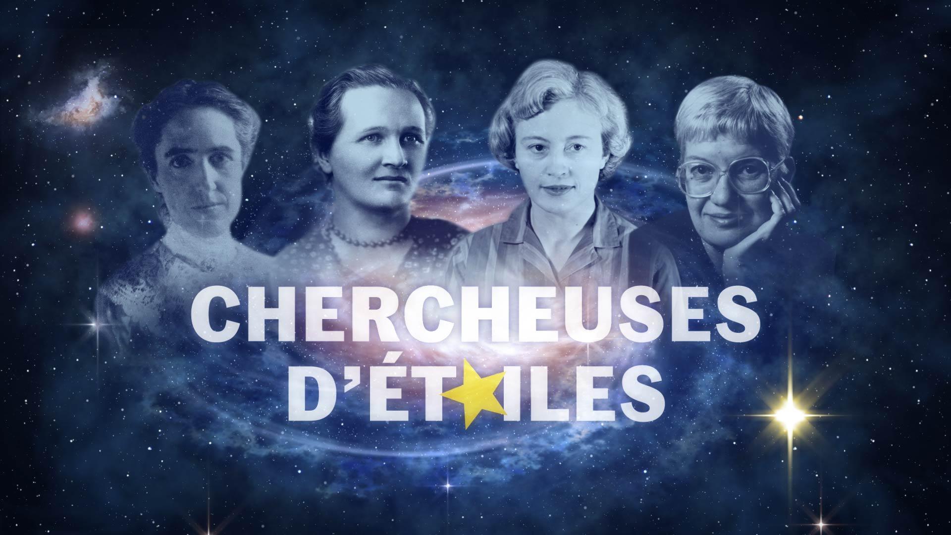 CHERCHEUSES D'ÉTOILES // LE MONDE