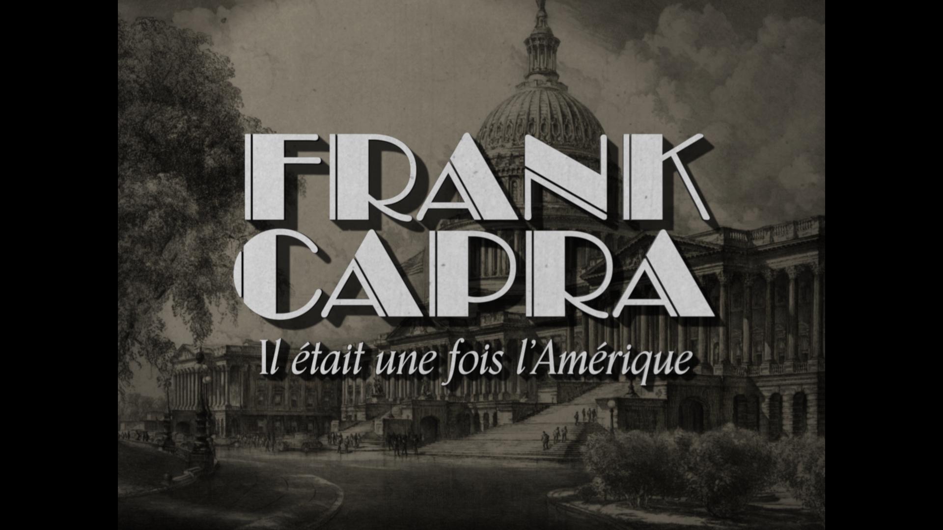 FRANK CAPRA, IL ÉTAIT UNE FOIS L'AMÉRIQUE // ARTE